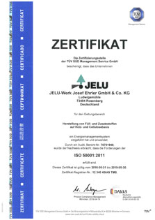 Energy management systems DIN EN ISO 50001:2011